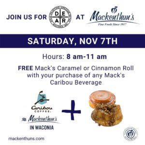 Dear Hunting: Mack's Caribou Free Roll with Caribou purchase