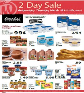 2 Day Sale - LM