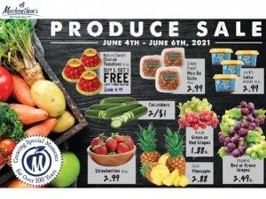 Produce Sale Event