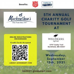 LM Charity Golf Tournament - 2021