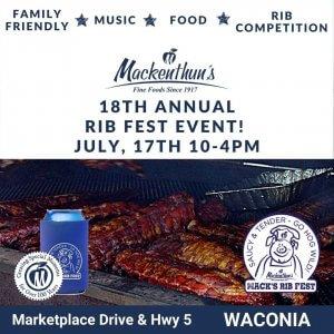 Waconia Rib Fest 2021