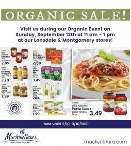 LM Organic Event