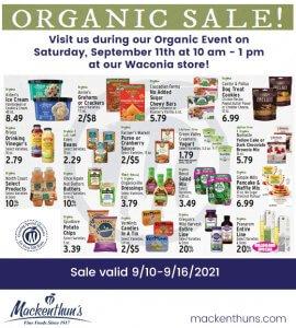 Waconia Organic Event 2021